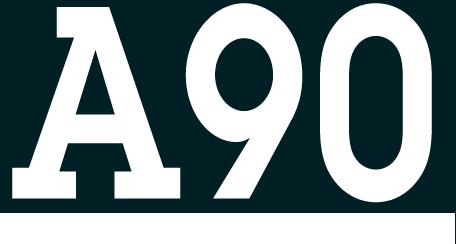 ateliér 90 - logo A90